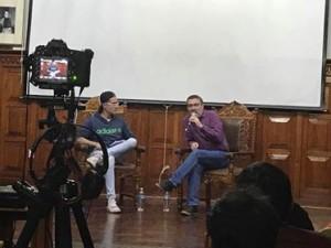 Presentación en Cuzco