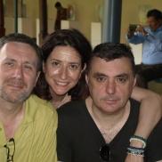 En Nicaragua con Ana Merino y Manuel Vilas (2014)
