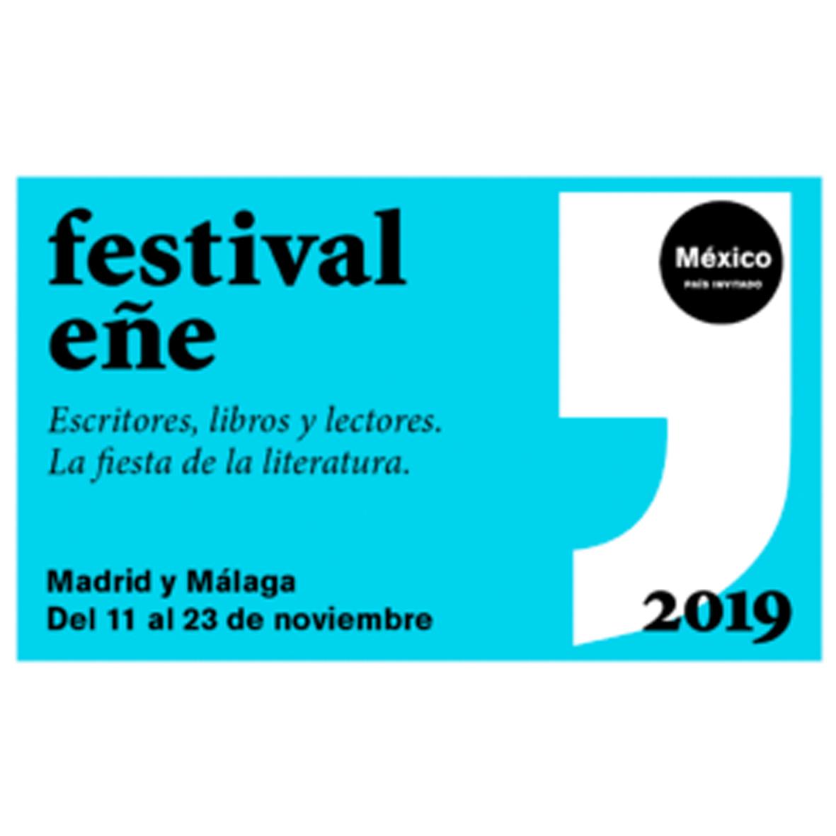 Logo Festival Eñe 2019 2